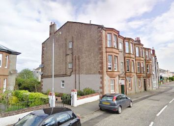 Thumbnail 1 bed flat for sale in 21, Moorburn Road, Flat 0-1, Largs KA309Ja
