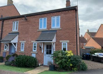 3 bed end terrace house for sale in Dairy Way, Kibworth Harcourt, Leicester LE8