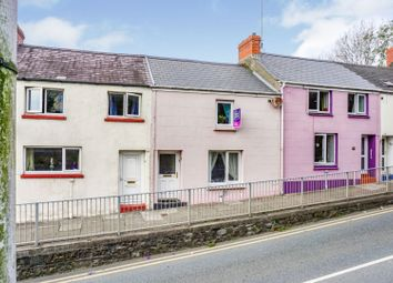 2 bed terraced house for sale in Prendergast, Haverfordwest SA61