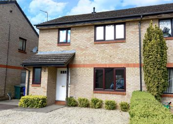 Thumbnail 3 bed semi-detached house for sale in Caversfield, Bicester