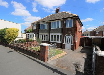 Thumbnail 3 bedroom semi-detached house for sale in Hawes Side Lane, Blackpool