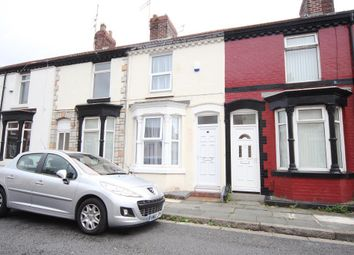 Thumbnail 2 bedroom terraced house to rent in Plumer Street, Wavertree, Liverpool