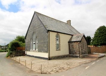 Thumbnail 4 bed detached house for sale in Treburley, Launceston
