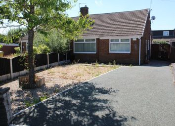 Thumbnail 2 bed semi-detached bungalow for sale in Claremont Road, Milnrow, Rochdale