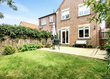 Thumbnail 3 bed semi-detached house for sale in Reynard Close, Cranswick, Driffield