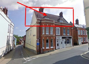 Thumbnail 2 bed flat for sale in Market Place, Bungay