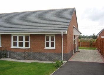Thumbnail 2 bed semi-detached bungalow to rent in Livia Close, Hinckley