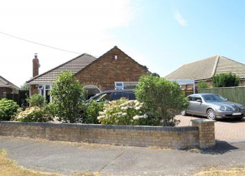 Thumbnail 2 bed detached bungalow for sale in Island View Close, Milford On Sea, Lymington