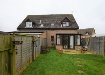 Thumbnail 1 bed semi-detached house for sale in Bennett Avenue, Elmswell, Bury St. Edmunds