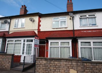 Thumbnail 3 bed terraced house to rent in Victoria Road, Birmingham