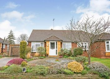Thumbnail 3 bed bungalow for sale in Uplands Avenue, Hitchin, Herts, England