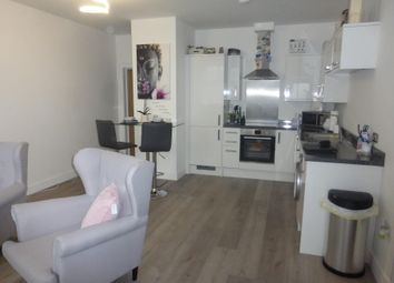 Thumbnail 1 bed flat to rent in Studfall Avenue, Corby