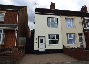 Thumbnail 3 bed end terrace house for sale in Tamworth Road, Amington, Tamworth, Staffordshire