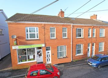 2 bed terraced house for sale in Fore Street, Uffculme EX15