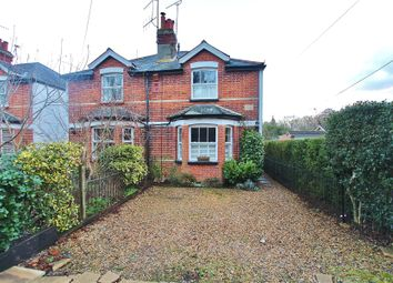 Thumbnail 2 bed semi-detached house for sale in Aldershot Road, Pirbright, Woking