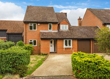 Thumbnail 5 bed link-detached house for sale in Stanhopes, Oxted