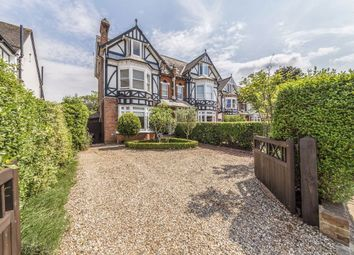 Thumbnail 5 bed semi-detached house for sale in Cranes Park, Surbiton
