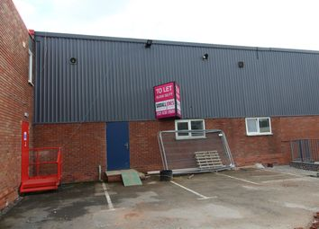 Thumbnail Warehouse to let in Sherwood Road, Bromsgrove