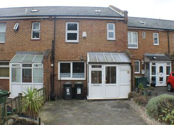Thumbnail 3 bed end terrace house to rent in Rose Way, London