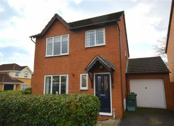 Thumbnail 3 bed detached house to rent in Nene Close, Quedgeley, Gloucester