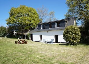 Thumbnail 2 bed detached house for sale in Plonevez-Du-Faou, Bretagne, 29530, France