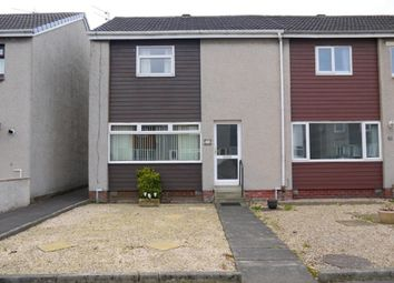 Thumbnail 2 bed end terrace house for sale in Blackford Crescent, Prestwick