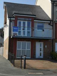Thumbnail 4 bed terraced house for sale in Y Bae, Bangor, Gwynedd