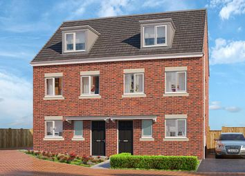 "3 bed property for sale in ""The Bamburgh"" at Milton Road, Wakefield WF2"