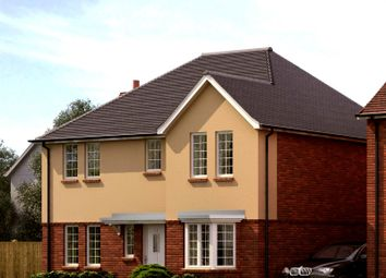 Thumbnail 4 bed detached house for sale in Anstey Mill Lane, Alton