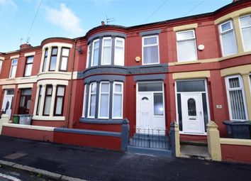 Thumbnail 3 bed terraced house to rent in Hartismere Road, Wallasey, Merseyside