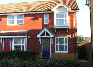 Thumbnail 2 bedroom end terrace house to rent in The Beeches, Bradley Stoke, Bristol