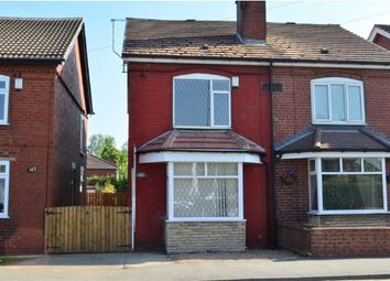Thumbnail 3 bed semi-detached house to rent in Barnsley Road, South Kirkby, Pontefract