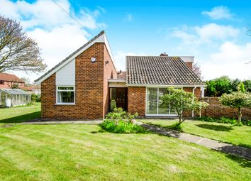 Thumbnail 2 bedroom detached bungalow for sale in York Road, Riccall, York