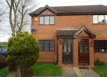 Thumbnail 2 bed terraced house to rent in Sandpiper Road, Aldermans Green