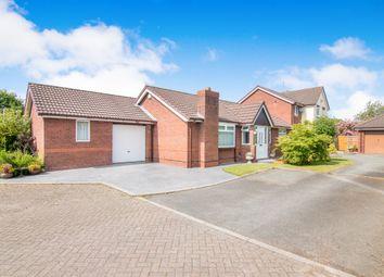 Thumbnail 3 bed detached bungalow for sale in Cornfield Close, Great Sutton, Ellesmere Port
