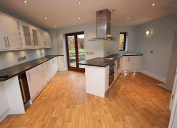 Thumbnail 4 bed detached house for sale in Staley Road, Mossley, Ashton-Under-Lyne