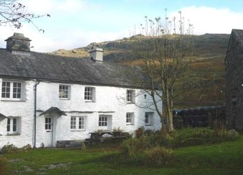 Thumbnail 2 bed property to rent in Long House Cottage, Seathwaite, Broughton-In-Furness