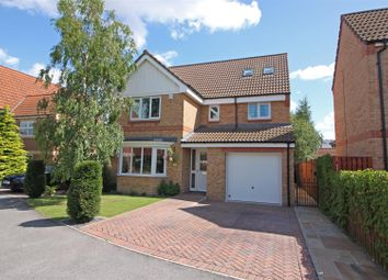 Thumbnail 6 bed detached house for sale in Willow Avenue, Ranskill, Retford
