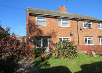Thumbnail 3 bed semi-detached house for sale in Salterford Avenue, Calverton, Nottingham