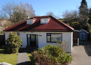 Thumbnail 4 bed detached house for sale in Glenshellach Road, Oban