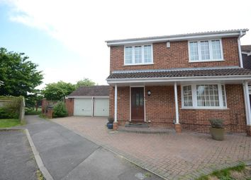 Thumbnail 4 bedroom detached house to rent in Coriander Way, Earley, Reading