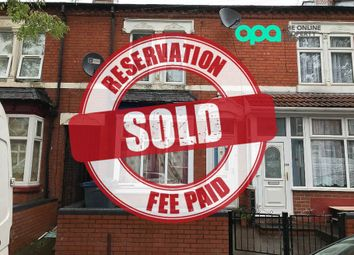 3 bed terraced house for sale in Greenhill Road, Handsworth, Birmingham B21