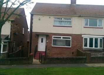 Thumbnail 2 bedroom semi-detached house to rent in Abbercorn Road, Sunderland