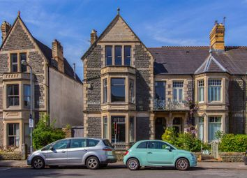 Thumbnail 5 bed property for sale in Plasturton Avenue, Pontcanna, Cardiff