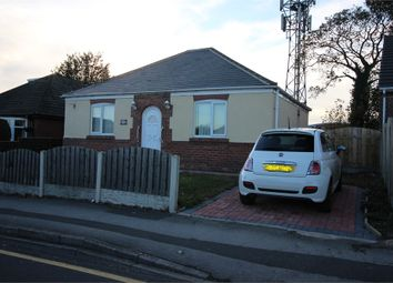Thumbnail 2 bed detached bungalow for sale in Manor Road, Maltby, Rotherham, South Yorkshire