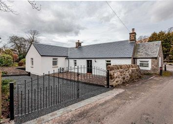 Thumbnail 2 bed bungalow for sale in Woodend Cottage, Pool Of Muckhart, Muckhart