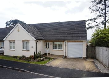 Thumbnail 3 bed detached bungalow for sale in Beech Drive, Bodmin