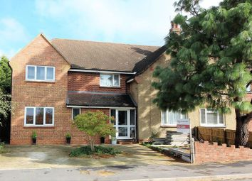 Thumbnail 5 bed semi-detached house for sale in Worsley Road, Frimley, Camberley