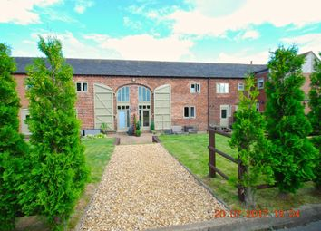 Thumbnail 2 bedroom barn conversion to rent in Springhill Farm, Walsall Rd, Near Lichfield