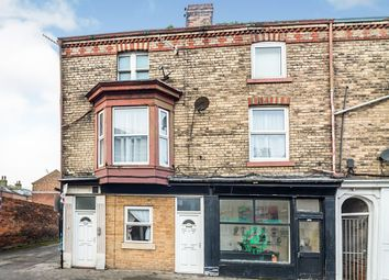 Thumbnail 1 bed flat for sale in Victoria Road, Scarborough, North Yorkshire